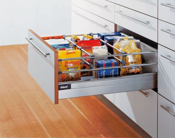 Tandem Box Channels Are Considered The Best Options When Maximum Storage And Weight Capacity Expected A Kit With Drawer Slides
