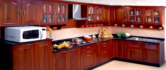 modular kitchen design indian. condor spacious u shaped kitchenbuy