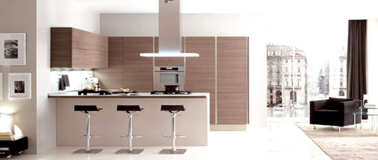 L shaped kitchen quotes for Italian modular kitchen designs