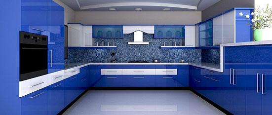 28 Kitchens Designs For Indians Blue Modular Kitchen Projects Amp Live Kitchens In Delhi